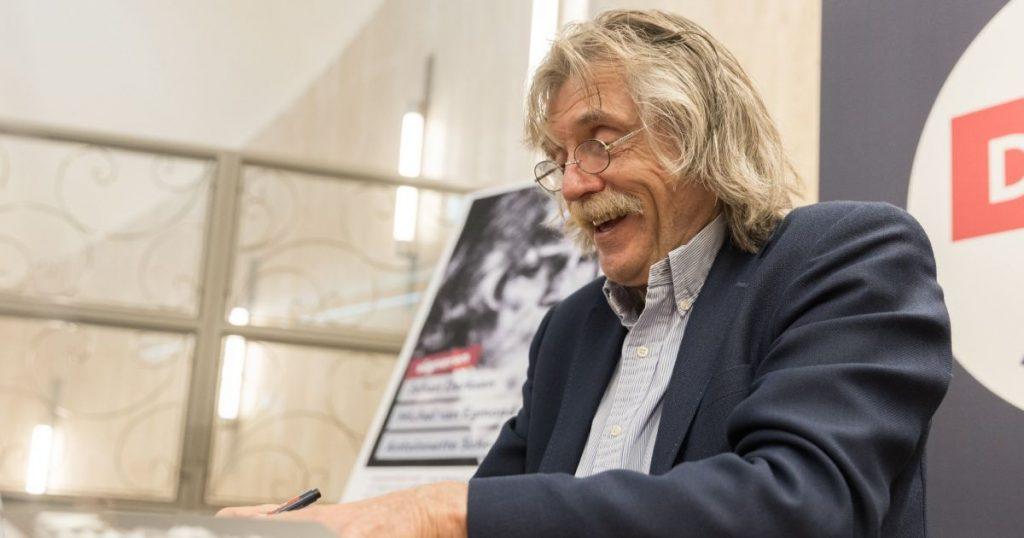 Dirksen praises Hendrix, but remains loyal to Genee: 'I won't take Gijp and me'