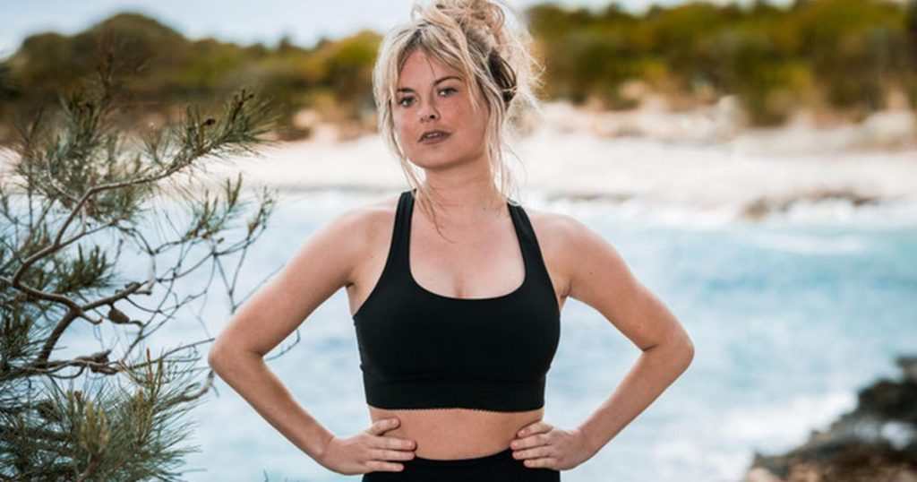 Dumpert star Sylvana Ijsselmoden participates in Expedition Robinson: 'I used a bikini as a towel' |  stars