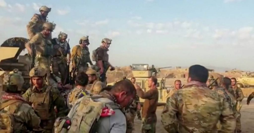 Heavy fighting in the streets of the Afghan city of Kunduz 'The city is now in the hands of the Taliban' |  abroad