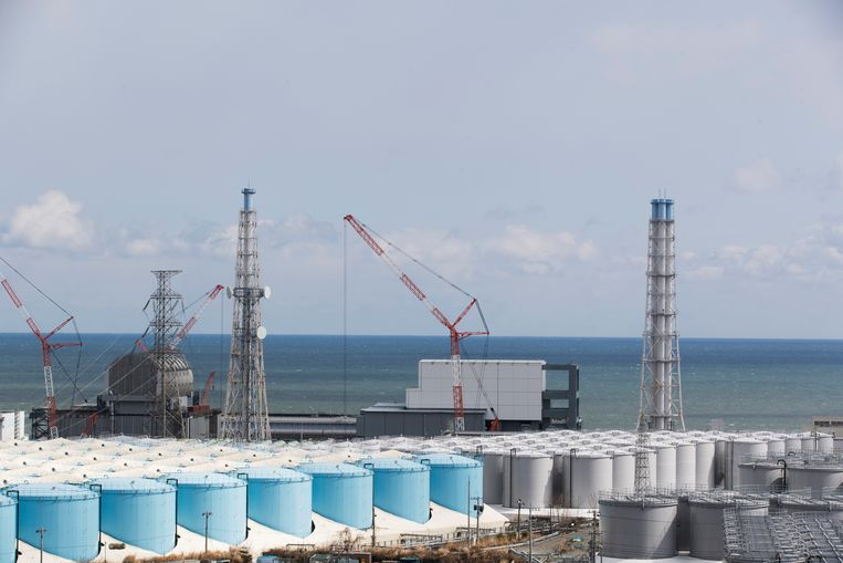 Japan wants to build a tunnel to drain polluted water from a nuclear power plant