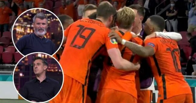 Kane and Neville seize opportunities from Holland in the European Championships