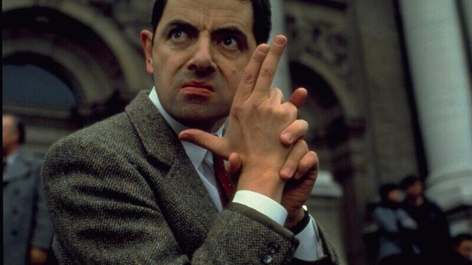 Mr.  Bean goes to America