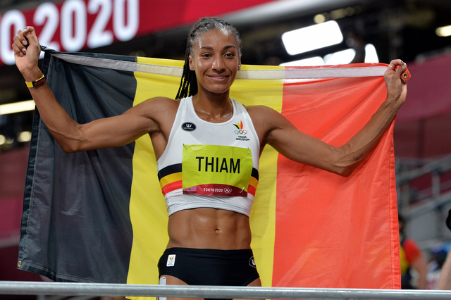 Play blog live: 2 gold medals for Belgium with Red Lions and Nafi Thiam - other sports