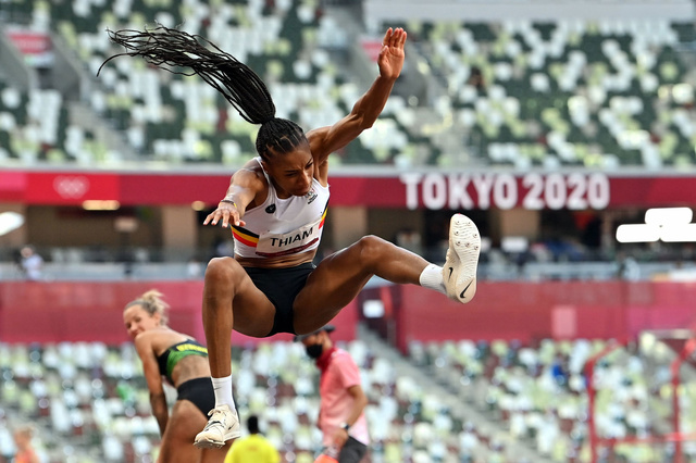 Play blog live: Nafi Thiam on gold, Vidts hold on to bronze - other sports