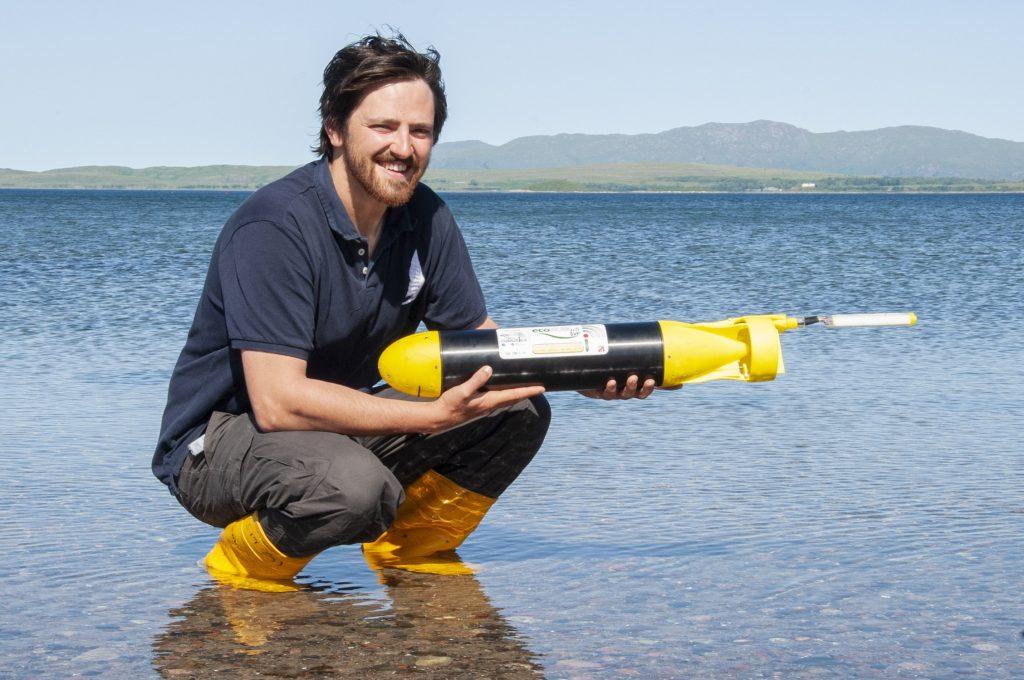 Robots reveal hidden link in melting glaciers in Spitsbergen