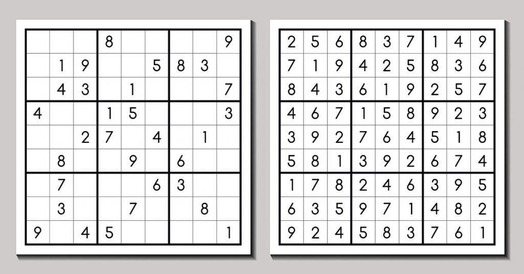 Sudoku: Numbers have never been this beautiful