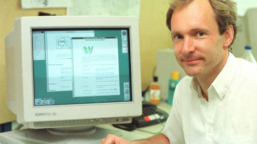 The first ever site is 30 years old today (and can still be visited)