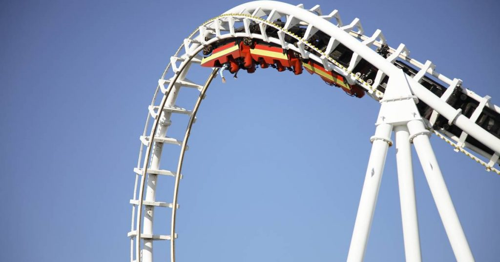 """The """"world's fastest roller coaster"""" has been temporarily closed after complaints of bone fractures abroad"""