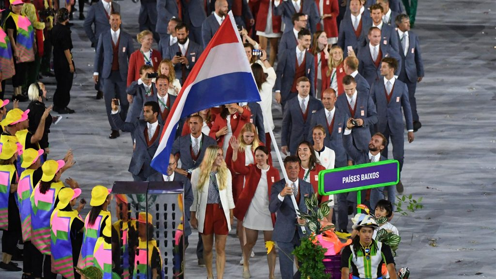 Tokyo Olympics 2020    Who are Martina and Oldenboving, bearers of the Dutch flag?
