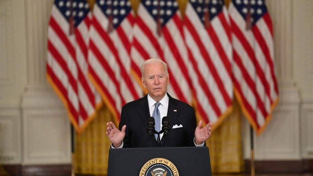 U.S. Reporter Michael Persson on Biden's speech: 'P.