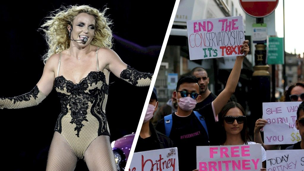 Will you be okay again?  Five questions about the Britney Spears case