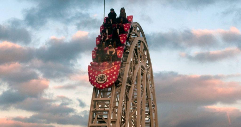 World's fastest roller coaster shuts down after broken bones    Abroad