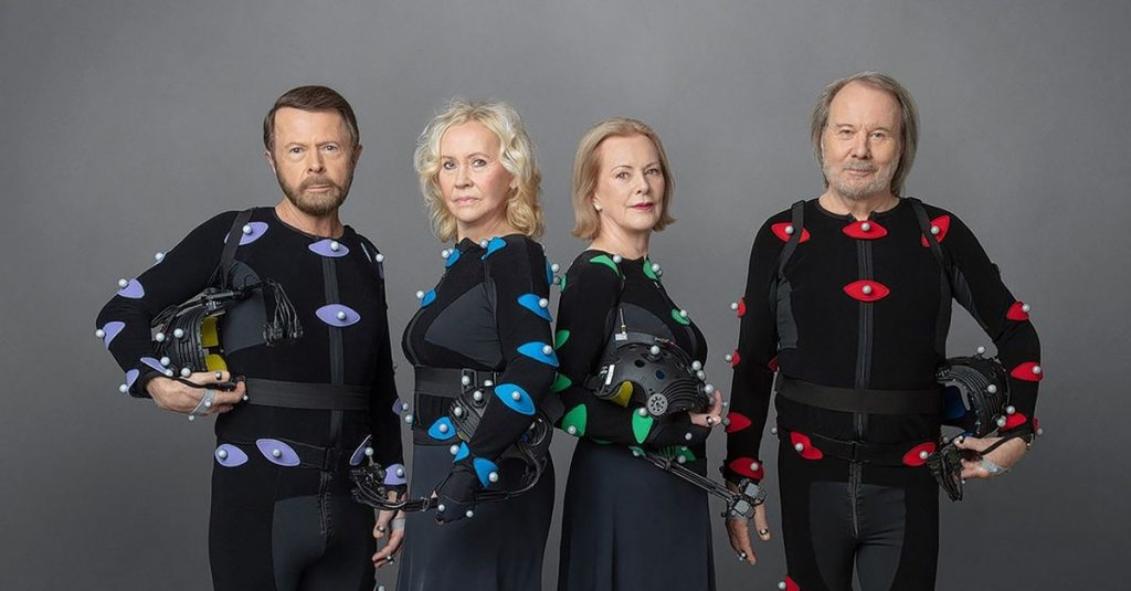ABBA is back from Never Leaving with Irresistible