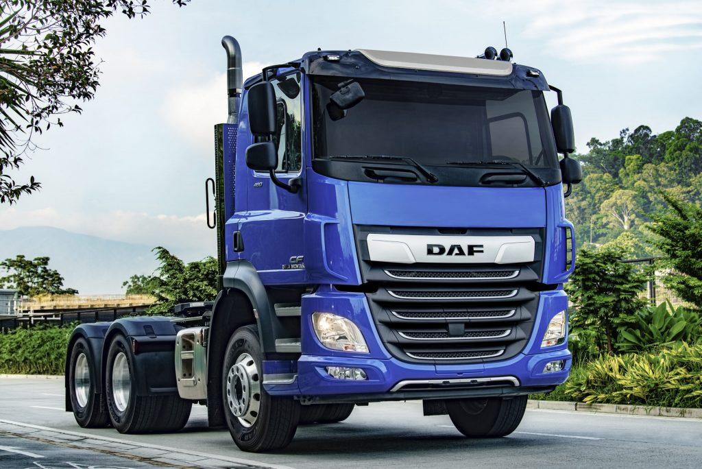 DAF evaluates South America's largest order • TTM.nl