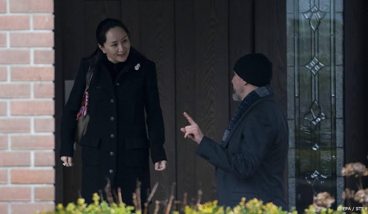 Media: an imminent agreement between the director of Huawei and American justice