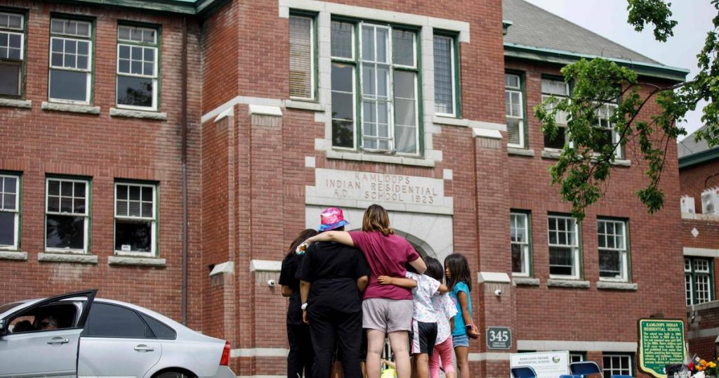 Canadian Church: $30 million for boarding school victims    Abroad