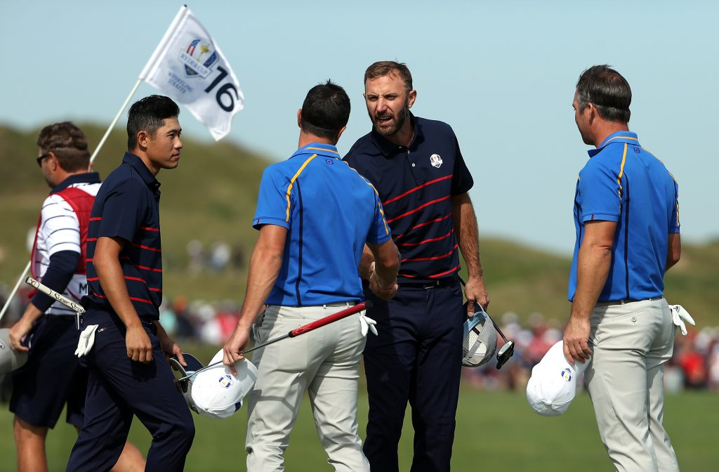 Europe team to chase Golf.nl