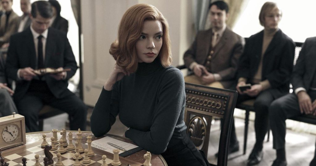 Ex-chess player (80) sues Netflix for Queen's Gambit: 'Sexism and disparagement'    stars