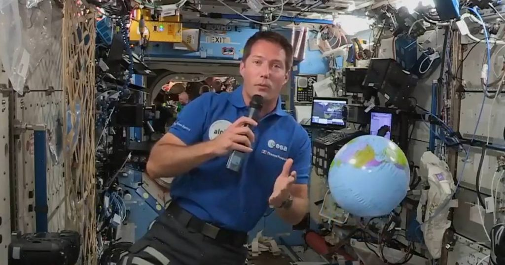 Hasselt University's magnetometer successfully installed on the ISS |  Science