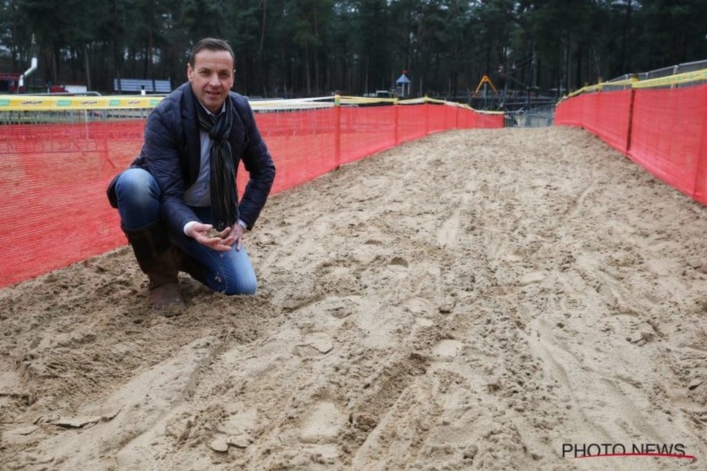 Herygers builds on Van Aert and Van der Poel attending the 2022 UCI World Championships: 'Great entertainment'