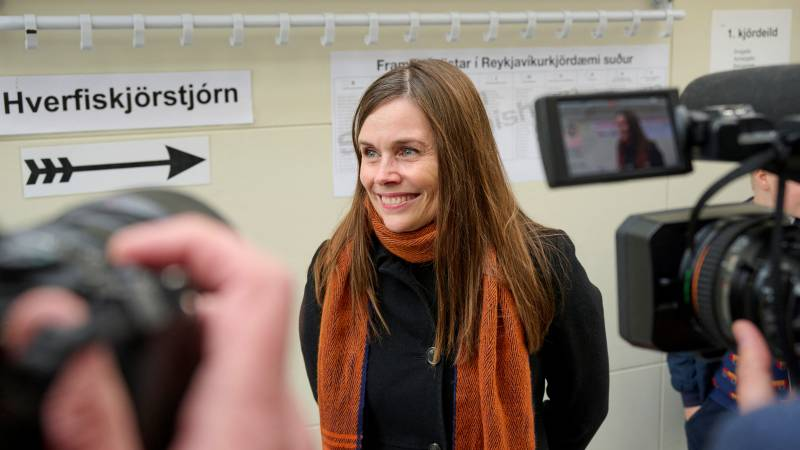 Iceland became the first European country to have a majority of women in parliament