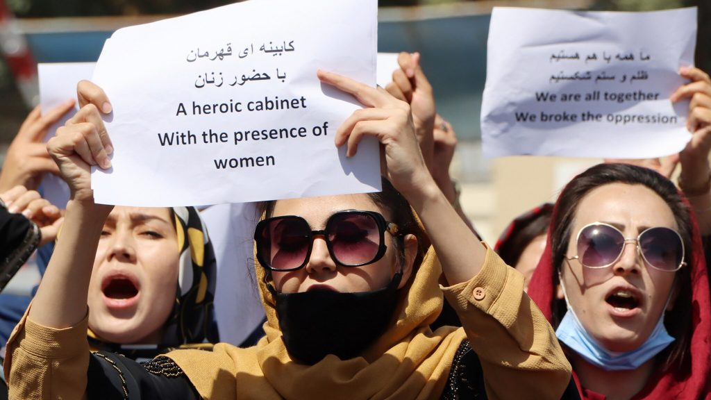 Little faith in the Taliban: 'No woman thinks she is more moderate now'