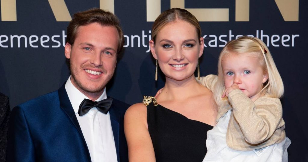 Maxime Milland gave birth to a healthy baby girl    Instagram
