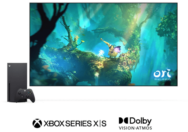 Xbox Dolby Vision Series
