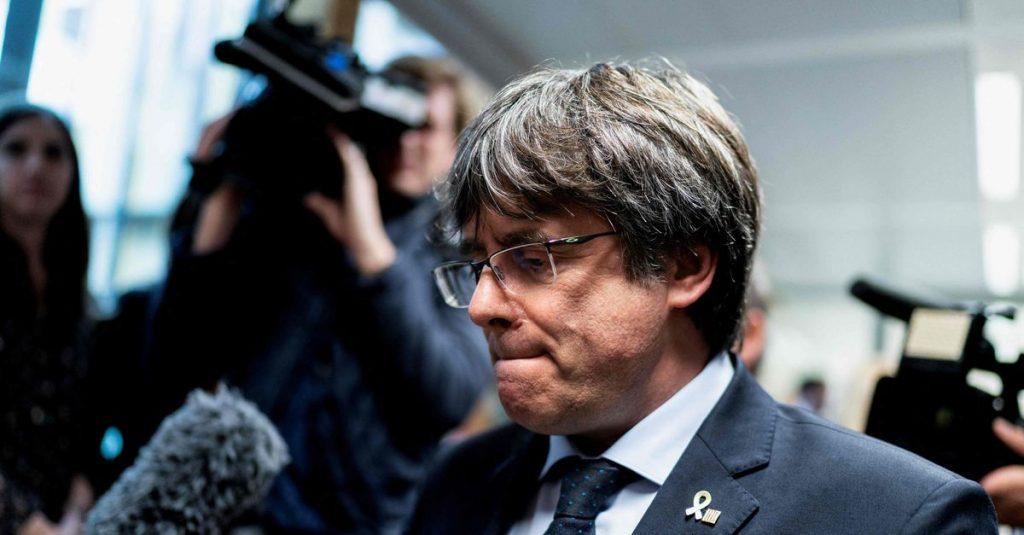 Puigdemont, former regional president of Catalonia, arrested in Sardinia