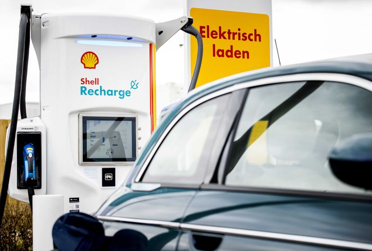 Shell helps Boris Johnson's green revolution with 50,000 charging stations