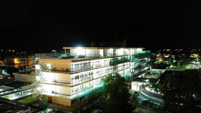 Academic Hospital Suriname gets a new Intensive Care Unit