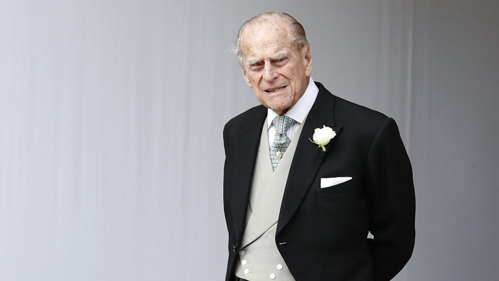 The royal family remembers Prince Philip as a big support