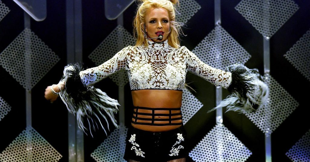 This action by Britney Spears caused panic among fans |  gossip