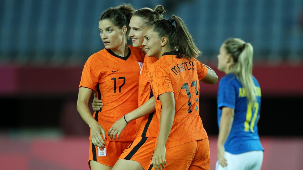 Tokyo 2020    Women's football tied with Brazil in an attractive duel