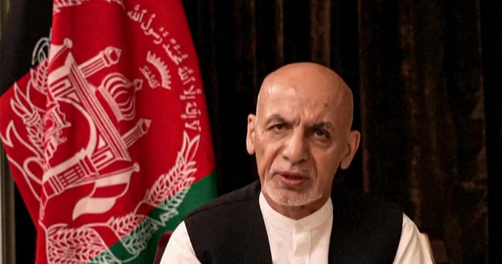 US envoy: Taliban deal failed because President Ghani fled abroad