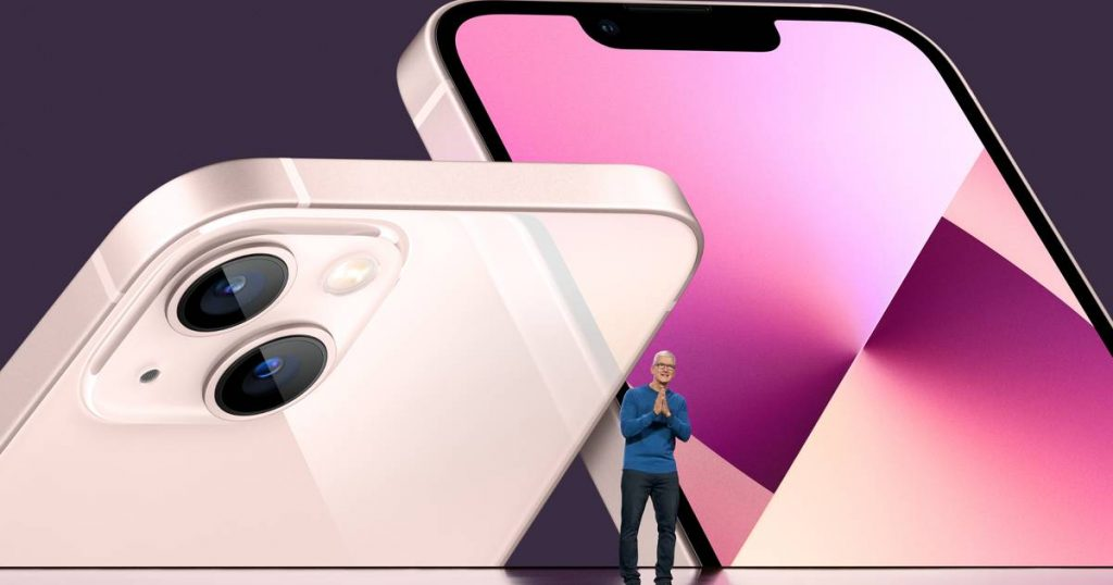 iPhone 13 is very similar to 12, but it has improved a lot |  Technique