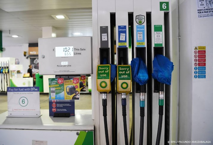 UK fuel shortages could last for weeks
