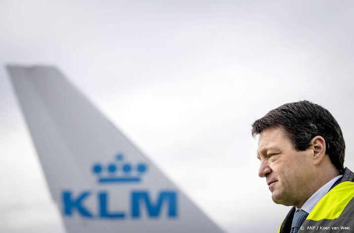 KLM President Elbers: The reopening of the US is a turning point for KLM