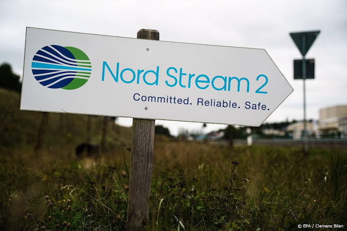 The controversial Nord Stream 2 gas pipeline has been filled with gas