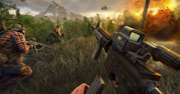 Ghost Recon: Frontline gives a little twist to the battle royale genre    preview