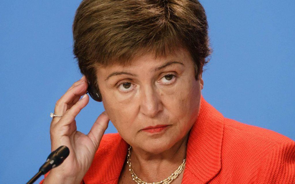 Sunday IMF Board Meeting on Eminent Woman Georgieva