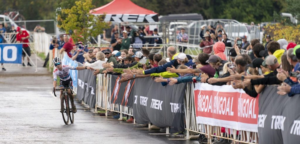Cyclists Union on US cyclo-Cross ride: 'It can't end up that costly with the rider'