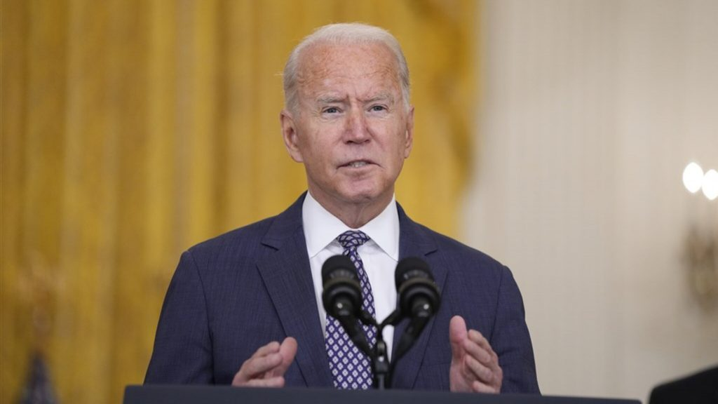 Biden promises Americans and allies: We'll bring you home