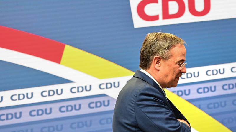 Christian Democratic Union sweeps party leadership after election defeat