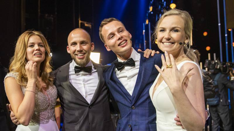 Golden Televizier Ring 2021 laureate 'Ruinerwold's Kids'