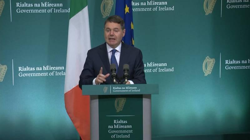 Ireland agree, global minimum dividend tax closer