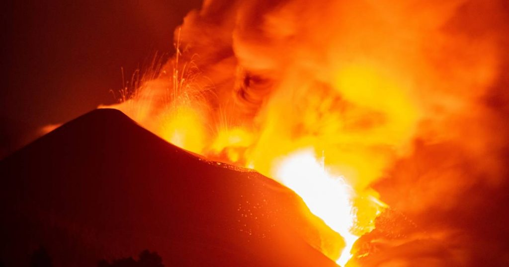 La Palma volcanic eruption out of sight: lava is hotter, thinner and faster |  Abroad