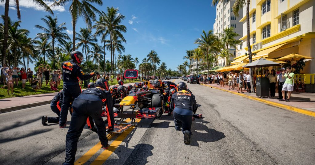 """Miami Grand Prix wants to set a great event: """"Lots of opportunities ahead"""""""