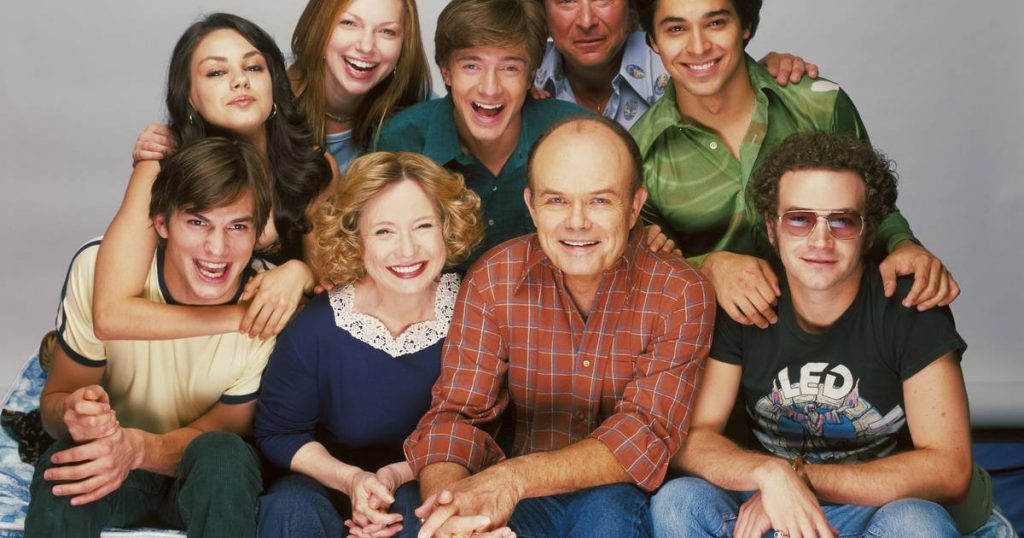 Netflix comes with a spin-off from That '70s Show |  to watch