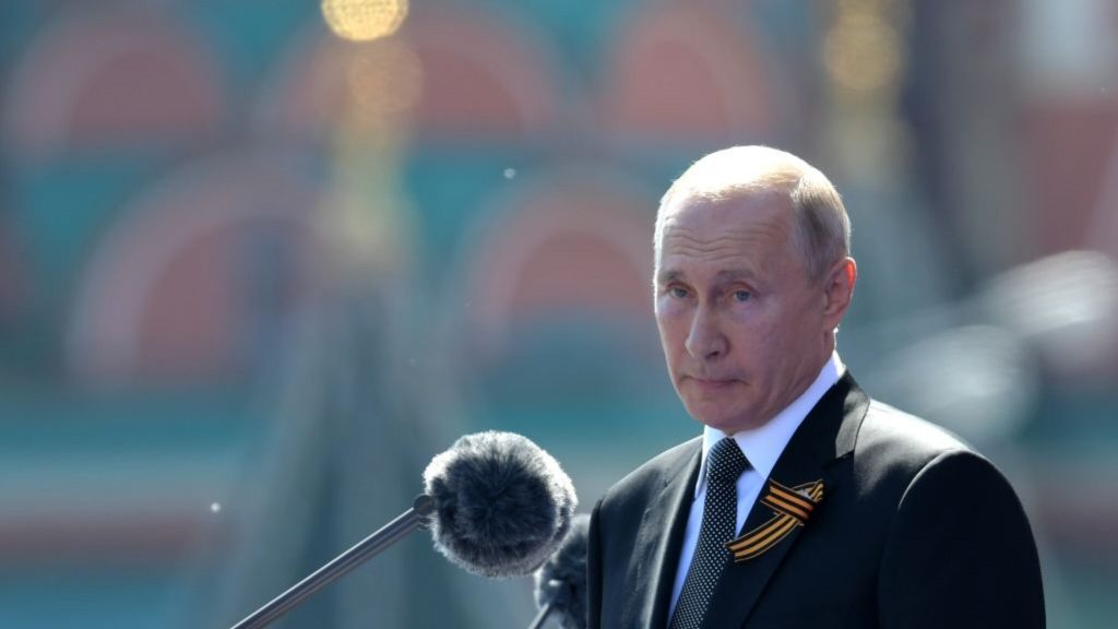 Putin loves cryptocurrency as a method of payment